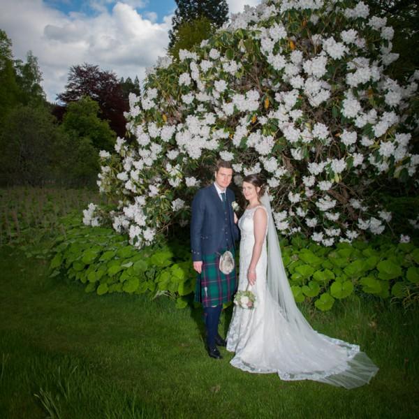 Glen Tanar - Aberdeen Wedding Photographer