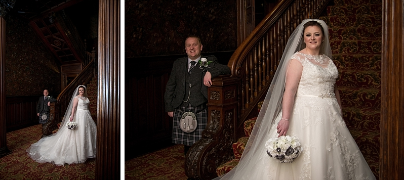 Norwood Hall Hotel Wedding