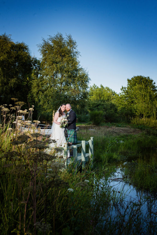 Woodend Barn Banchory Wedding
