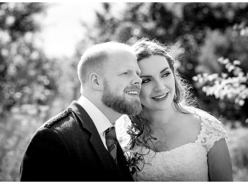 Wedding at Woodend Barn Banchory in Aberdeenshire